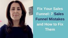 Fix Your Sales Funnel: 7 Sales Funnel Mistakes and How To Overcome Them Marketing Communications, Content Marketing Strategy, The Marketing, Social Media Marketing, Marketing Ideas, Digital Marketing, Business Storytelling, Storytelling Techniques, Business Stories