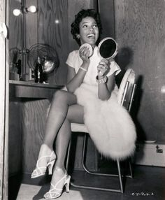 Dorothy Dandridge, the first black woman to perform at the Waldorf Astoria and the best Carmen Jones ever on screen.