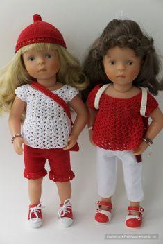 """Коллекция """"Разноцветики"""" для Minouche / Одежда и обувь для кукол - своими руками и не только / Бэйбики. Куклы фото. Одежда для кукол"""