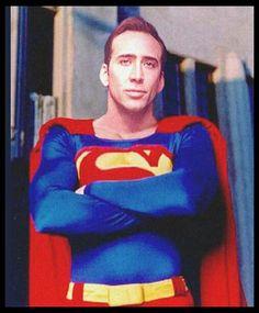 MAN OF STEEL SUPERMAN!