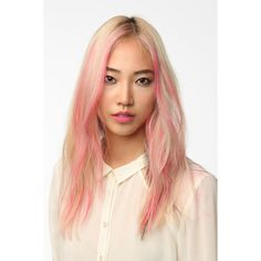 Hair Wear MakeUp ($4.99) found on Polyvore featuring beauty products, haircare, hair, soo joo park, hairstyles, hot pink and models