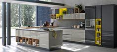 cucine moderne stosa - modello cucina aleve 01