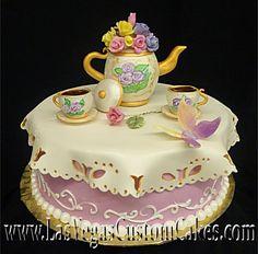 Cakes - Ladies | Las Vegas Custom Cakes