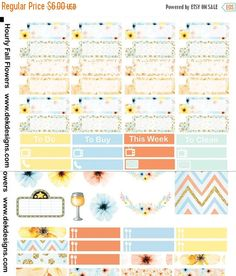 Lady Boss Planner Calendar Sticker Kit  Sheets On Matte