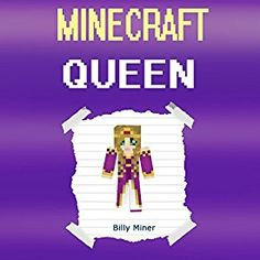 """Another must-listen from my #AudibleApp: """"Diary of a Minecraft Queen"""" by Billy Miner, narrated by Ann Garlatta."""