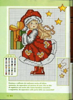 kislány niña de Navidad