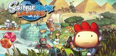 Scribblenauts Unlimited v1.13 MOD/FULL APK - HER ŞEY AÇIK HİLELİ  Hile Oyunlar Popüler Oyun ZekaVeBulmaca
