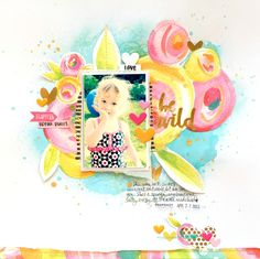 Bella Blvd   Make Your Mark Collection   Layout by Missy Whidden