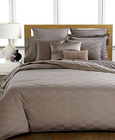 CLOSEOUT! Hugo Boss Bedding, Windsor Mink Collection