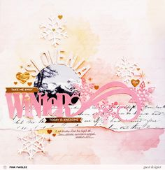 Meet our Winter Week guest designer, Irit Landgraf! @pinkpaislee #pinkpaislee