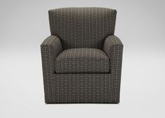 Turner swivel - available in many fabrics.. Like the zigzag fabric cost $1600