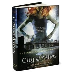 Barnes & Noble.com - Image Viewer: City of Ashes (The Mortal... ❤ liked on Polyvore featuring books, fillers and accessories