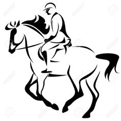 16410044-equestrian-emblem-horse-riding-illustration-Stock-Vector.jpg (1292×1300)