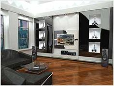 Модульная мебель для гостиной комнаты