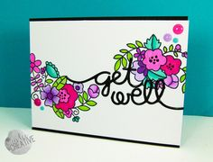 erin lee creative using PS Blossoming Buds - great design!