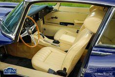 Jaguar E-Type 4.2 Litre 2+2 FHC serie 2 1969