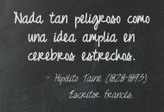 Hipólito Taine (1828-1893) Escritor francés.