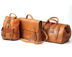 Leather luggage, Luggage sets and Earth tones on Pinterest