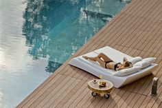 Outdoor lounge and garden furniture