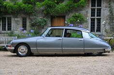Citroen DS Pallas 1972 www.ds21.co.uk