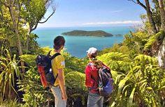 Neuseelands schönste Wanderwege