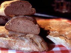 Pane di farina di castagne della Garfagnana