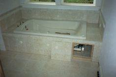 Access Advice For A Tiled Bath Panel   Ceramic Tile Advice Forums   John  Bridge Ceramic Tile