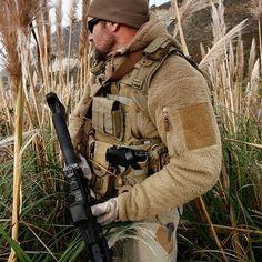 Best Tactical Fleece! Triple Aught Design - Shagmaster MOG