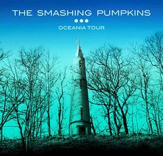 """The Smashing Pumpkins """"Oceania"""" album cover was shot in Highland Park at Rosewood Beach."""