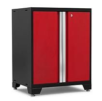 NewAge Products Pro 3.0 2-Door Base Cabinet - Red