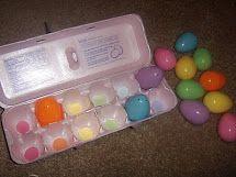 Egg Carton Matching