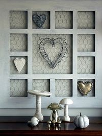 1000 images about deco grillage de poule on pinterest porte bijoux chicken wire and plan de. Black Bedroom Furniture Sets. Home Design Ideas