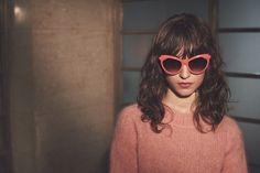 Zanzan Eyewear 'Erzulie' sunglasses http://zanzan.co.uk/products/erzulie-10