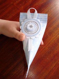 Fazendo a Minha Festa Infantil: Embalagem para Lembrancinha!