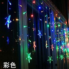 5 Meters Led String Lights Star Lightsfor Girls Bedroom Party Garden Christmas Tree Festival Home Wedding Birthday Indoor Outdoor Xmas Decoration Lightcolor *** You can get more details by clicking on the image. #XmasSeasonalDcor