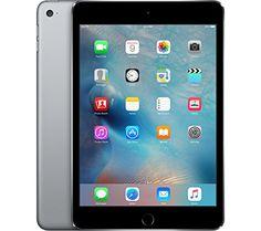 apple iPad Mini 4 (32GB, Wi-Fi, Space Gray) : Computers & Accessories