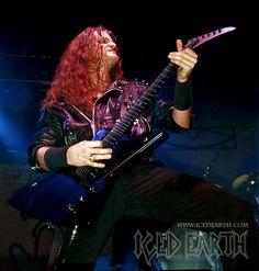 Jon Schaffer of Iced Earth