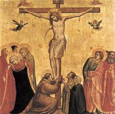 The Crucifixion - Giotto  1325