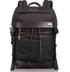 Tumi Kinser Flap Backpack - Hickory Kinser Flap Backpack From Tumi ...