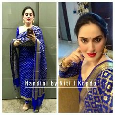 Indian Salwar Suit, Indian Suits, Indian Wedding Wear, Indian Wear, Banarsi Suit, Punjabi Fashion, Indian Fashion, Women's Fashion, Fashion Trends
