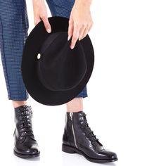 Mr. Harrison Wingtip Boot