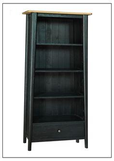 MAB-SB015 Small Bookcase 800mm x 360mm x 1740mm High