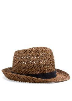 Mango Women's Straw Hat