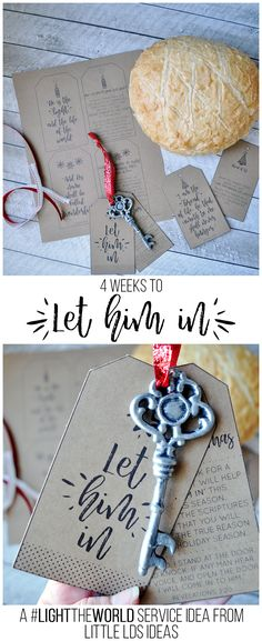 #LIGHTtheWORLD with this great family service activity. Printable and instructions found on Little LDS Ideas via @https://www.pinterest.com/littleldsideas/