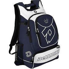 Demarini Wta9402 Veum Navy Blue Bat Pack Baseball Player Backpack Bag