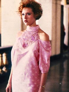 Costume Lovers 🌹 — Andie (Molly Ringwald) Pink prom dress… Pretty In...