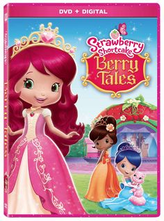 """#Giveaway: Win the DVD """"Strawberry Shortcake Berry Tales"""" (Ends 9/4) #BerryTales  @FHEInsiders"""