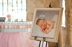Girl Sweet Themed Pink 1st Birthday Party Planning Ideas Decorations