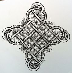 First Celtic knot | Flickr - Photo Sharing!
