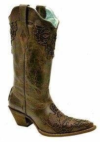 Corral women's cowboy boots $267.00